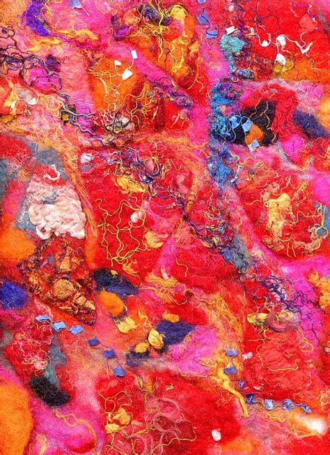 design art textile abstract textile art by uk textile artist mary clare