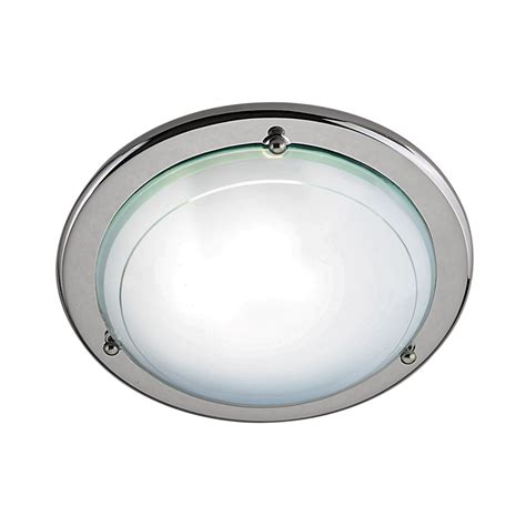searchlight 702si jupiter flush 1 light ceiling fitting