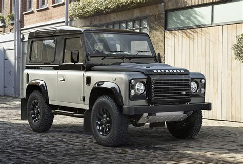 land rover defender autobiography land rover celebrates defender production with limited