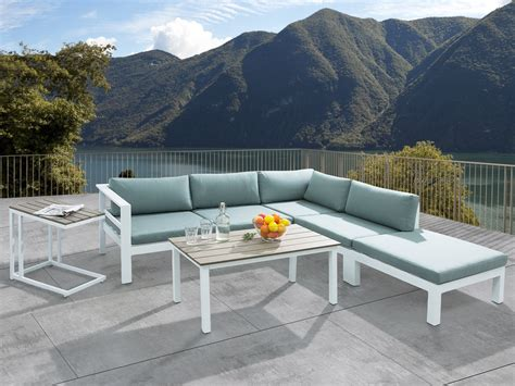 outdoor conversation sets with ottomans sectional outdoor sofa set 5 patio conversation