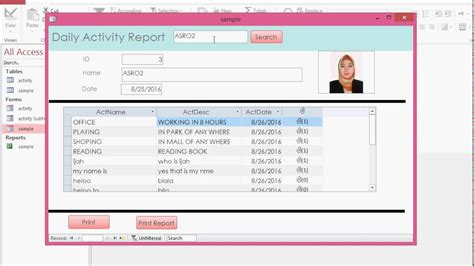 Search Ms Easy Trick Search Ms Access By Filter Macro