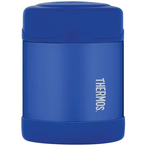 Foogo Food Jar 10 Oz Thermos Blue Pink thermos foogo vacuum insulated stainless steel