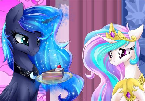Last Pieces Princess the last of cake by lyra senpai on deviantart