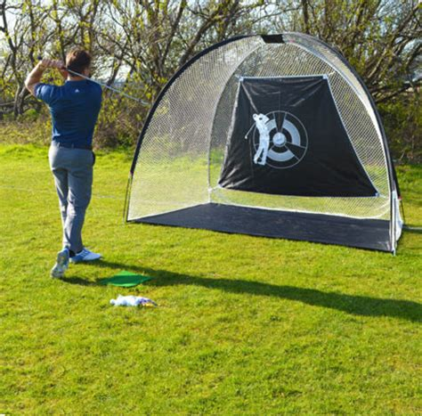 Golf Hitting Nets Backyard Golf Practice Trainning Net Hitting Cage Indoor Outdoor
