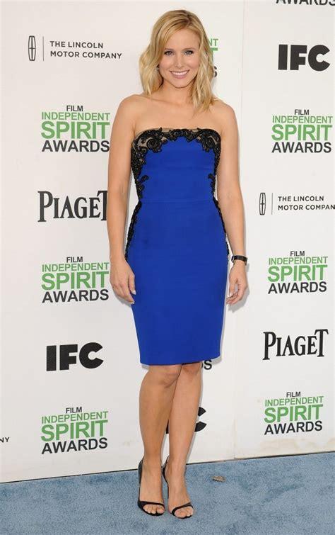 Style Kristen Bell Fabsugar Want Need by Kristen Bell Evening Sandals Shoes Lookbook Stylebistro