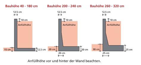 Mauerscheiben Setzen Kosten by Winkelst 252 Tzelemente Standard Hieber Beton