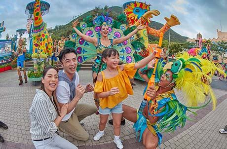 Park Hongkong Family Package summer family package exclusively for hong kong residents