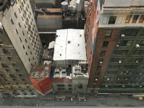 Garden Inn Central Park South Midtown West by View From Room 2210 Picture Of Garden Inn New