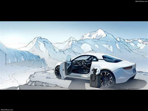 foto bdg land 100 renault alpine concept alpine a110 50 concept
