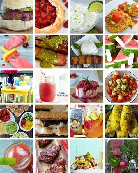 easy summer entertaining the 25 best images about food and drink on