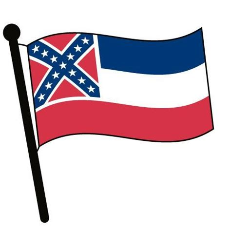 Mississippi Waving Flag Clip Art Free Animated Clip Art American Flag