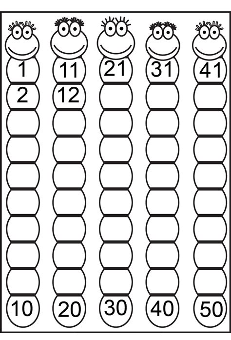 http number numbers 1 to 50 100 images to write numbers in words
