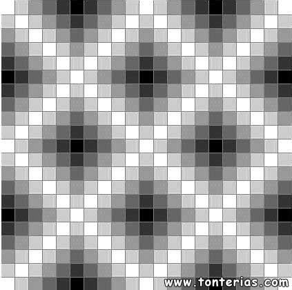 ilusiones opticas rectas paralelas lineas rectas tonterias com