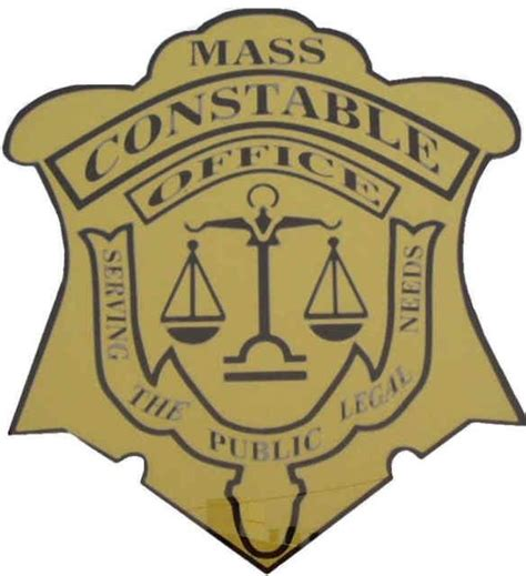 Badge Office by Constable Massachusetts Ma 01840 978 687 1100