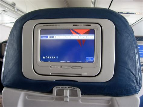 delta flight entertainment us domestic flight with delta air lines