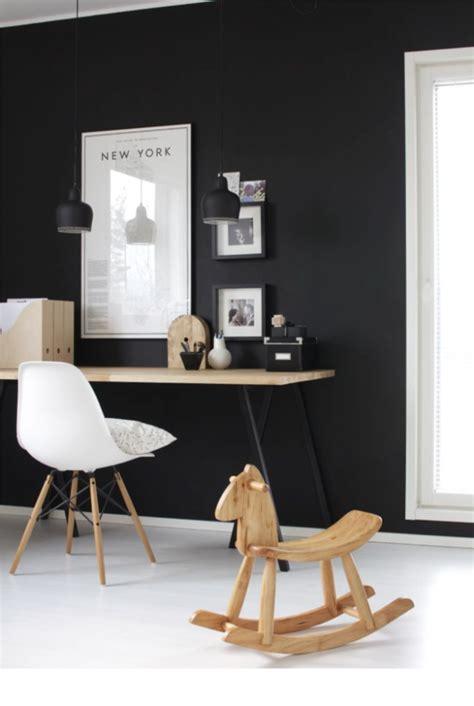 matte black walls matte black walls interiorspencil shavings studio