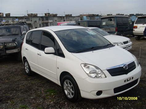 cheap toyota cheap used toyota spacio verso for sale picknbuy24com