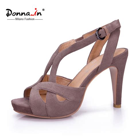 Pencils Original Shoes Premium Hight Quality Donna In Original Design High Heel Sandals High Quality