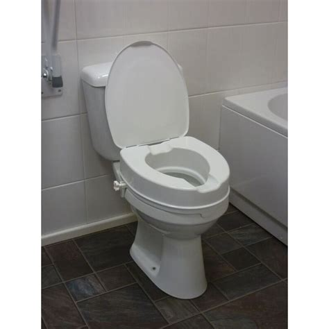 raised toilet seat drive raised toilet seat 4 quot with lid raised toilet seats