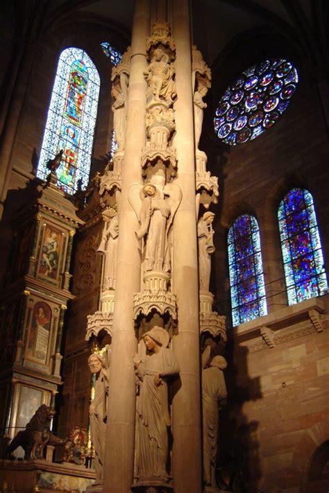 1291419829 la science des anges le pilier des anges de la cath 233 drale de strasbourg