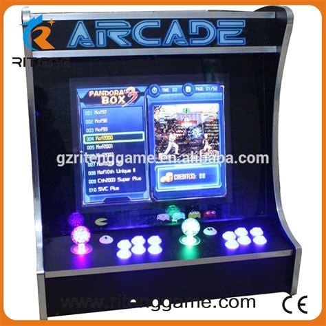 table top arcade 19 inch lcd mini table top arcade mini bartop arcade buy