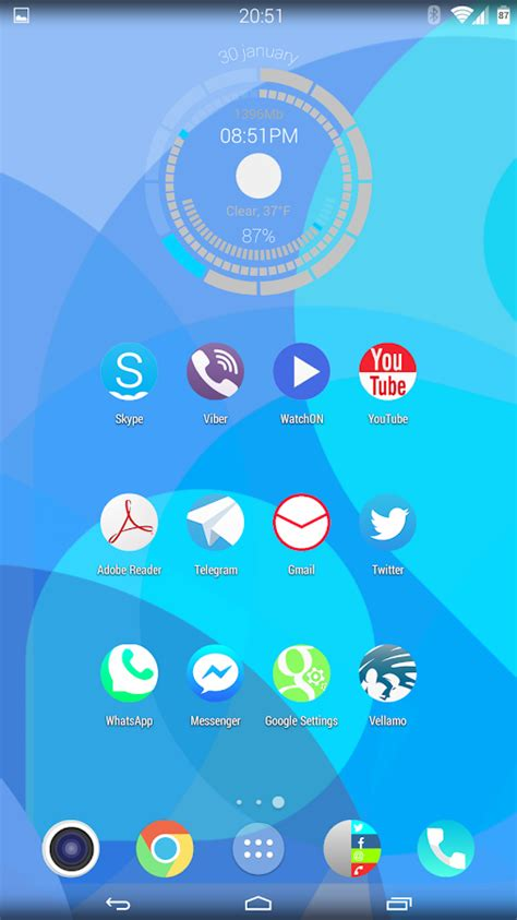 apkmania themes solstice hd theme icon pack v1 2 apk apknore android