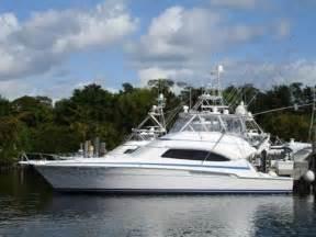 bertram  convertible power boat  sale www