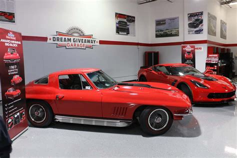 2016 Corvette Dream Giveaway - utah man wins two corvettes plus cash in the corvette dream giveaway corvette sales