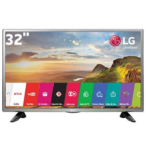 Rak Tv Led 32 smart tv led 32 quot hd lg 32lh570b painel ips wi fi