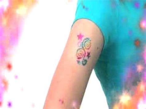 shimmer glitter tattoos shimmer official product