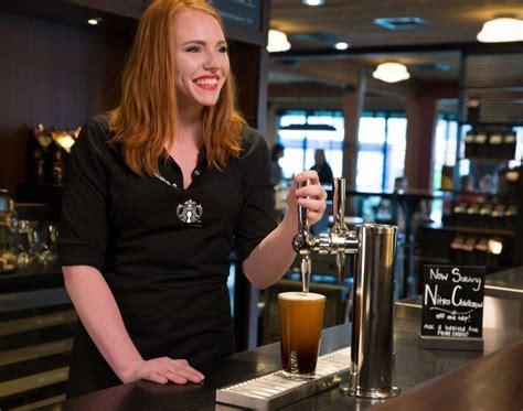 Starbucks Taps in on Cold Brew   Starbucks Newsroom