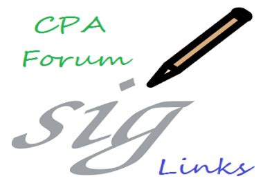 Make Money Online Forums - make money online cpa forum signature link seozone best seo services online