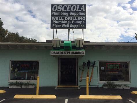 Osceola Plumbing osceola plumbing supplies well drilling in daytona osceola plumbing supplies well
