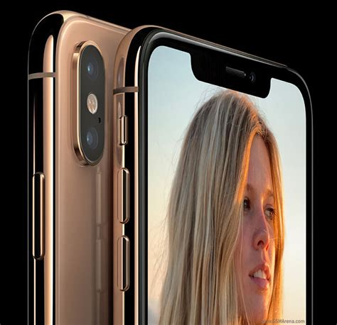 apple iphone xs max pictures official photos