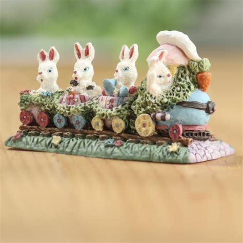 sale on home decor easter bunny train on sale home decor