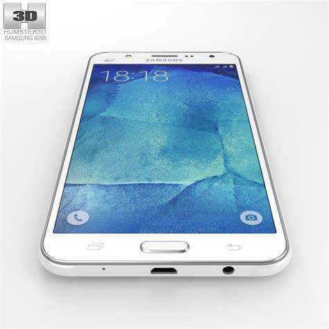 Boneka 3d Samsung J7 2015 samsung galaxy j7 white 3d model humster3d