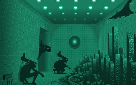 room experiment strange experiment room wallpaper digital wallpapers 23569