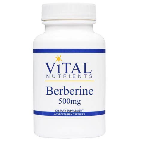 Berberine Used As A Detox by Berberine 500mg