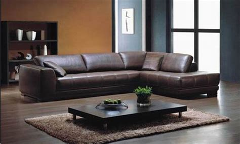 L Shaped Modern Sofa Free Shipping Sectional Modern Sofa Set New Design American Style L Shaped Genuine Leather