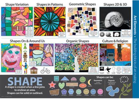 design elements of a play elements principles of art poster mta catalogue