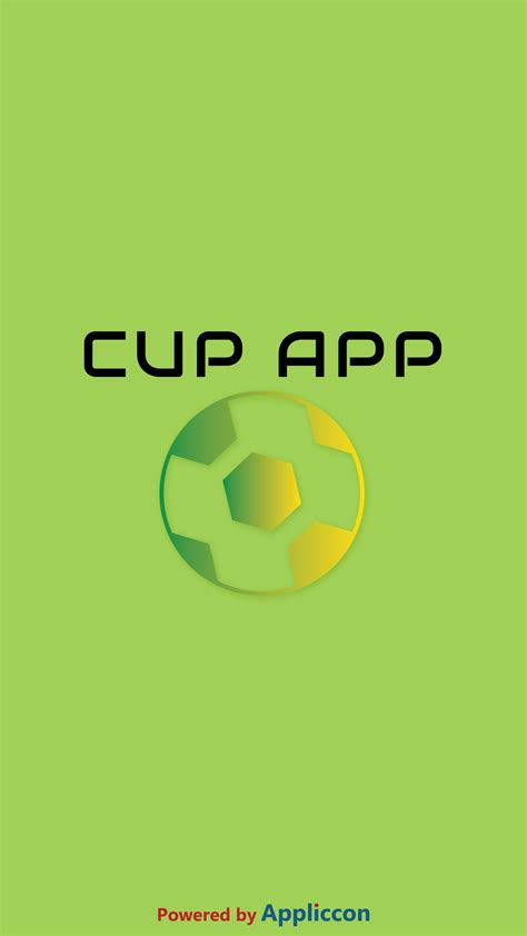 cup app template by i108 codecanyon