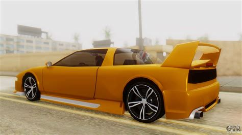 Mod Bmw Infernus by Infernus Bmw Revolution With Spoiler For Gta San Andreas