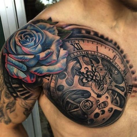 badass chest tattoos for men best 25 chest tattoos ideas on