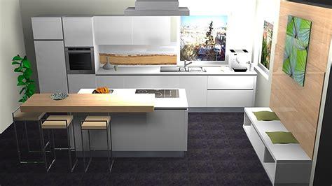 einbauküche mit kochinsel k 252 che k 252 che modern kochinsel k 252 che modern kochinsel