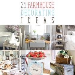 Decorating Ideas Htons Style 21 Farmhouse Decorating Ideas The Cottage Market