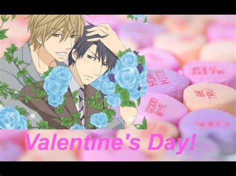 sekaiichi hatsukoi quot valentines special quot yokozawa and
