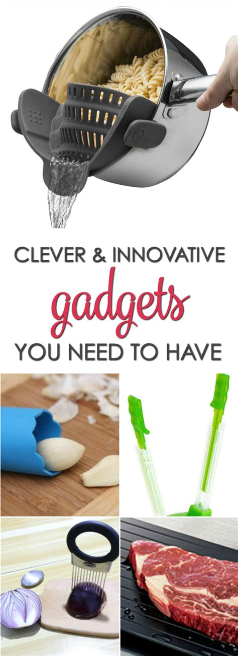 love these kitchen gadget storage solutions considering 10 innovative kitchen gadgets it is a keeper