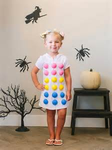 Candy Costumes Diy Dots Candy Halloween Costume For Kids Hgtv