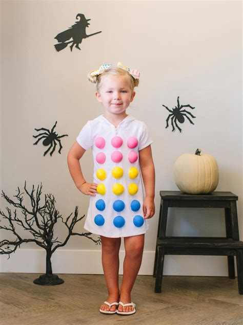 Handmade Costume - diy dots costume for hgtv
