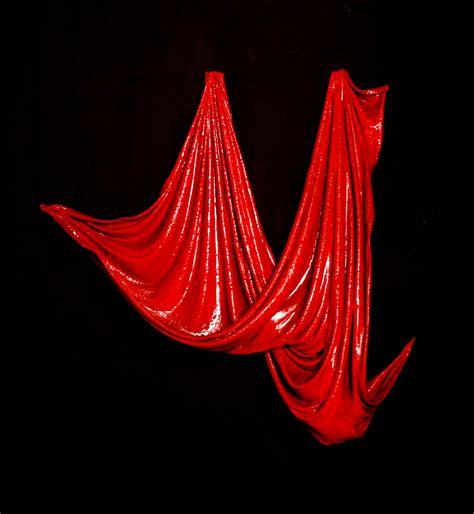 drape it heli perrett gallery red drape